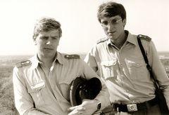 ehemalige Bausoldaten- Freunde seit 21 Jahren