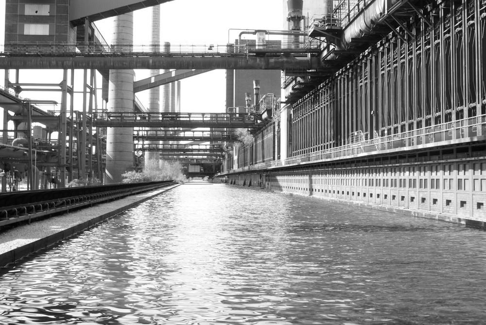 ehemalige Kokerei Zollverein Essen