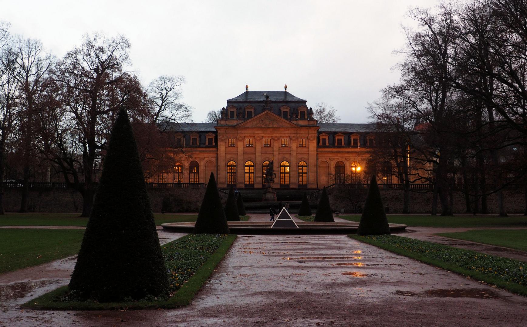Ehemalige Orangerie Schloss Fulda ...