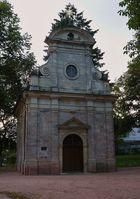 ... ehemalige Schlosskapelle im Bonndorfer Stadtgarten