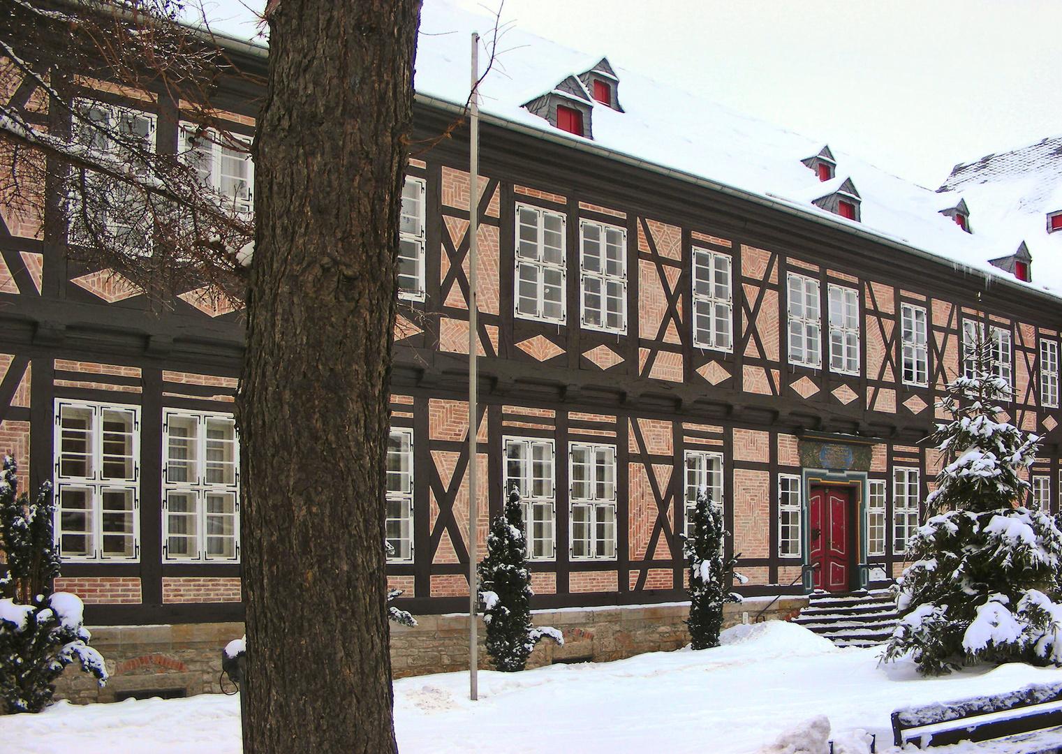 Ehemaliges Klostergebäude