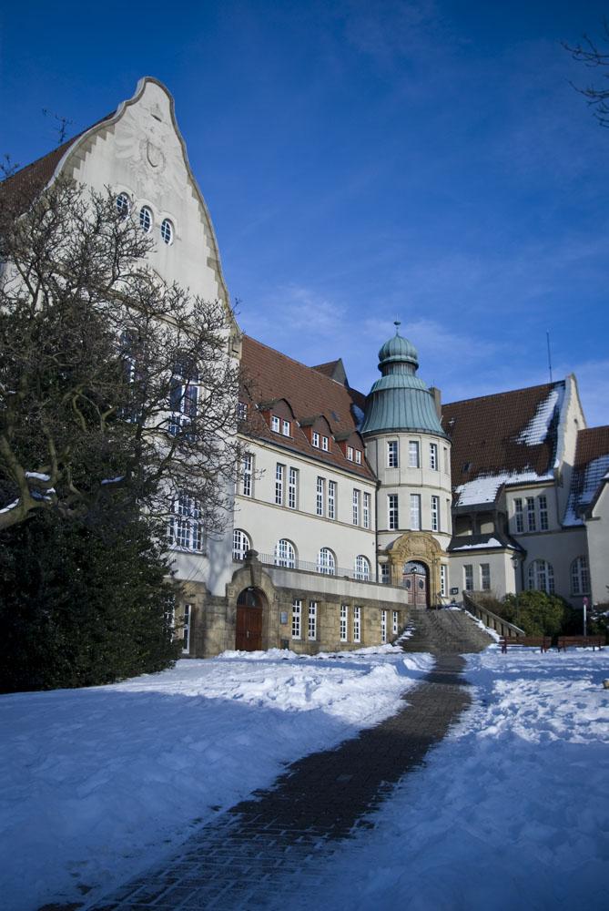 Ehemaliges Krayer Rathaus in Essen