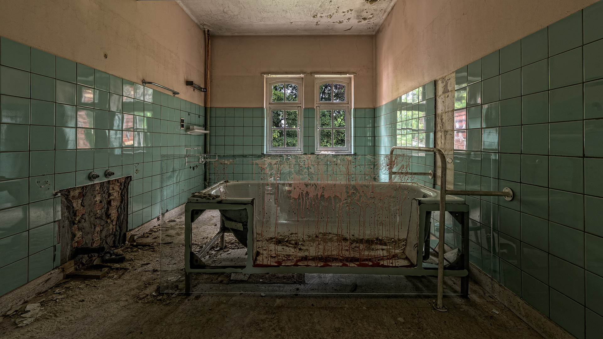 ehm. psychiatrische Klinik