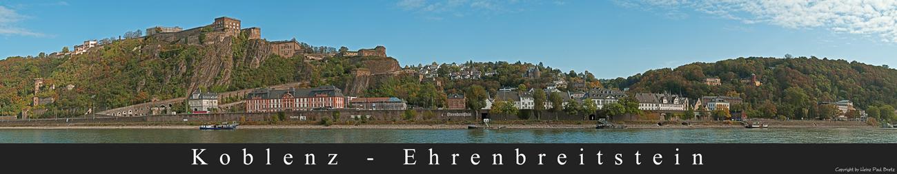 Ehrenbreitstein Panorama