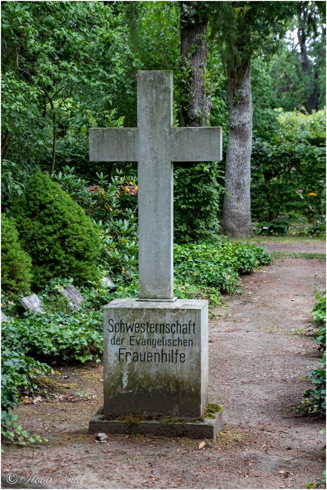 Ehrenfriedhof der Krankenschwestern