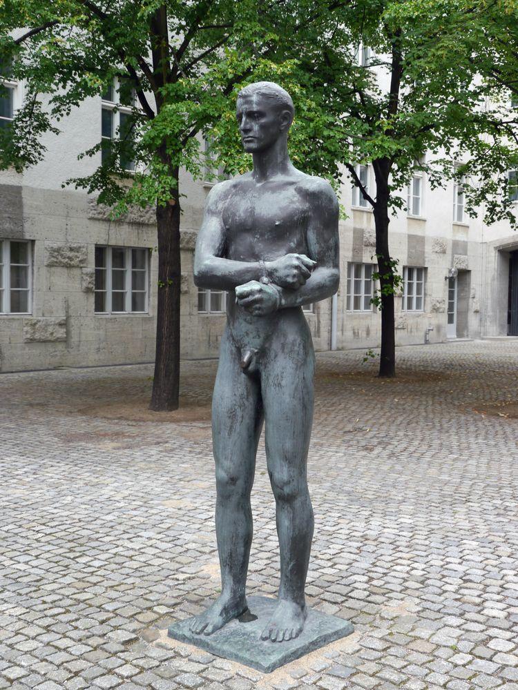 """"""" Ehrenmal der Opfer des 20. Juli 1944 """""""