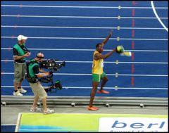 Ehrenrunde Usian Bolt