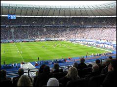 Ehrentribüne Hertha BSC