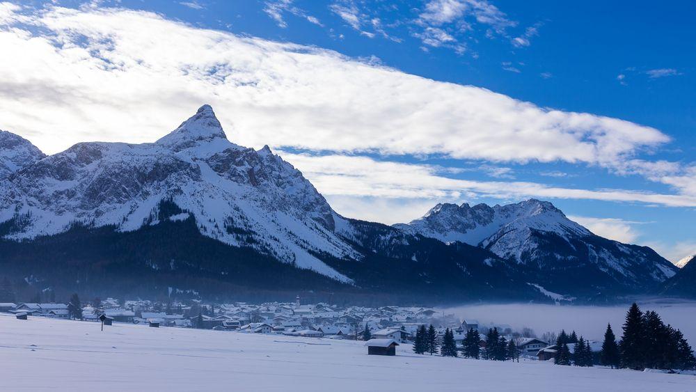 Ehrwalder Sonnenspitze 2.417 m