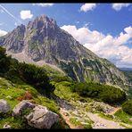 Ehrwalder Sonnenspitze - Mieminger Kette Tirol