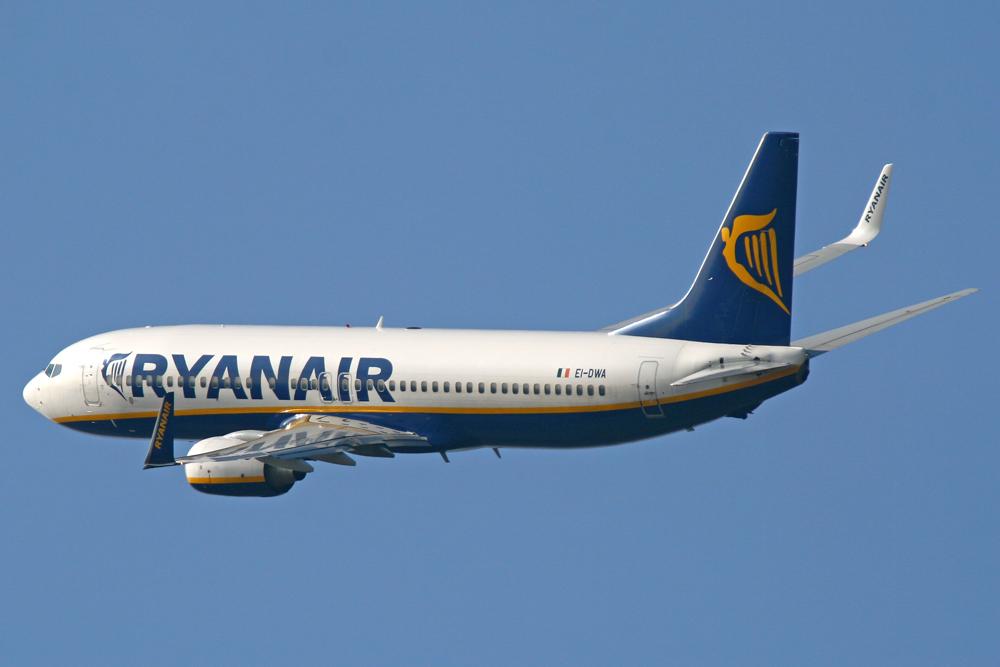 EI-DWA - Ryanair