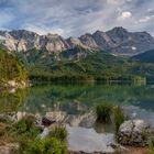 *Eibsee & Zugspitze*