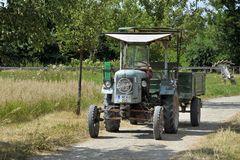 Eicher Diesel - Oldtimer