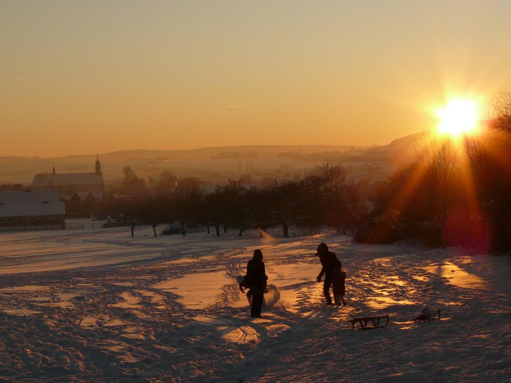 Eichsfelder Winterimpression 3