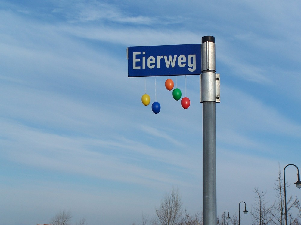 Eierweg