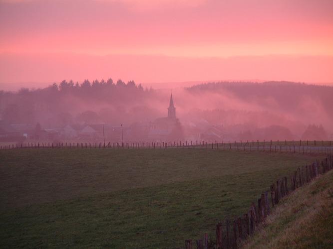 Eifel: a quiet village