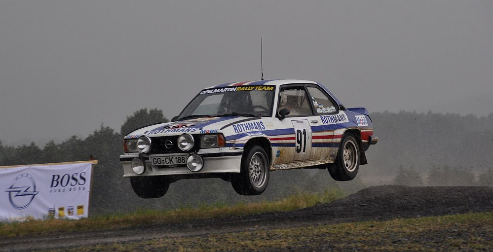 Eifel Rallye Festival 2012...
