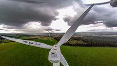 Eifel-Windturbine