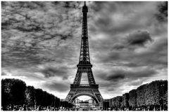 Eiffel B/N