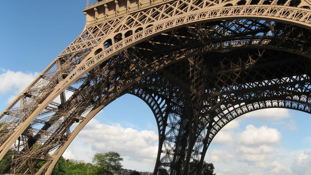 Eiffel Tower !