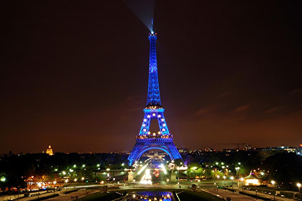 Eiffelturm..