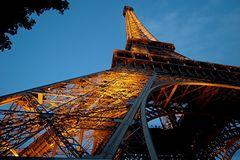 Eiffelturm....