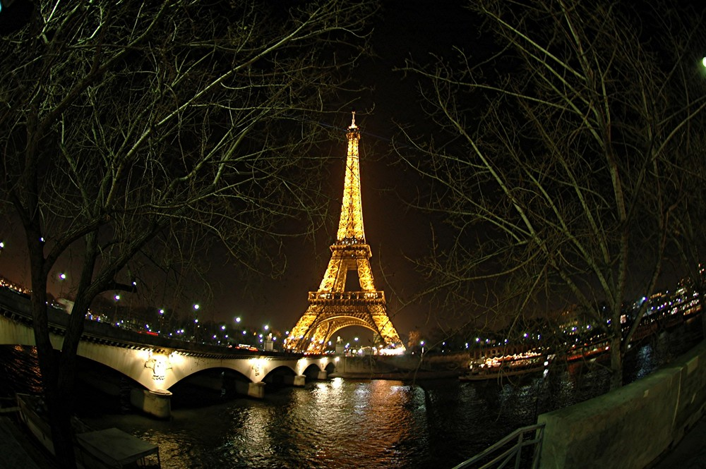Eiffelturm...