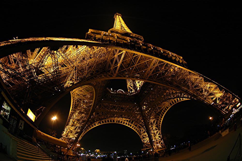 Eiffelturm.....