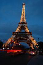 Eiffelturm.