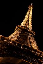 Eiffelturm bei Nacht 1
