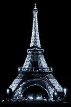 Eiffelturm bei Nacht 2