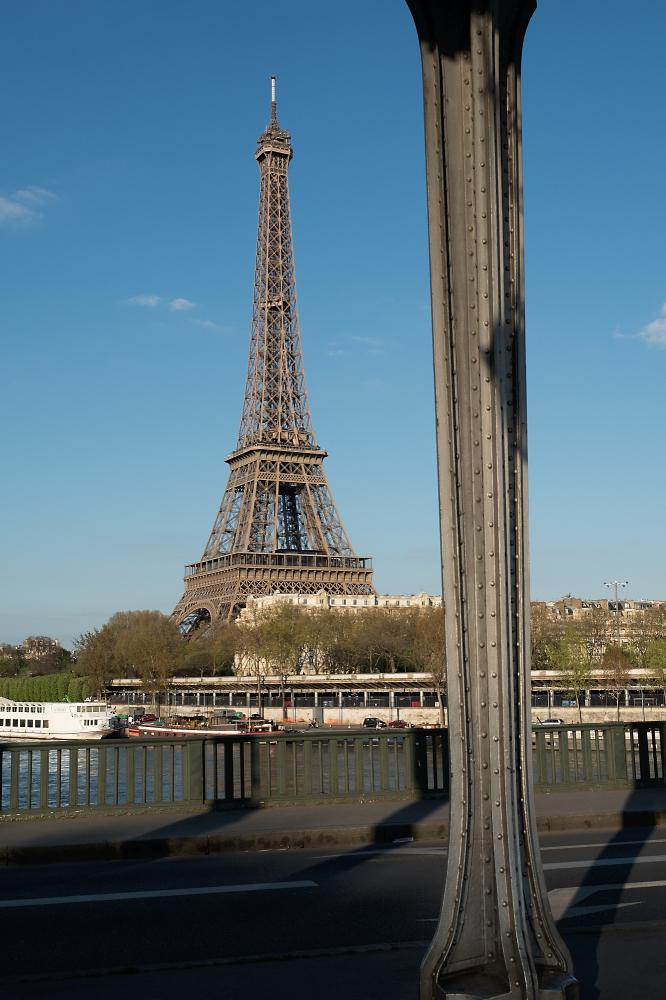 Eiffelturm Bir Hakeim 2