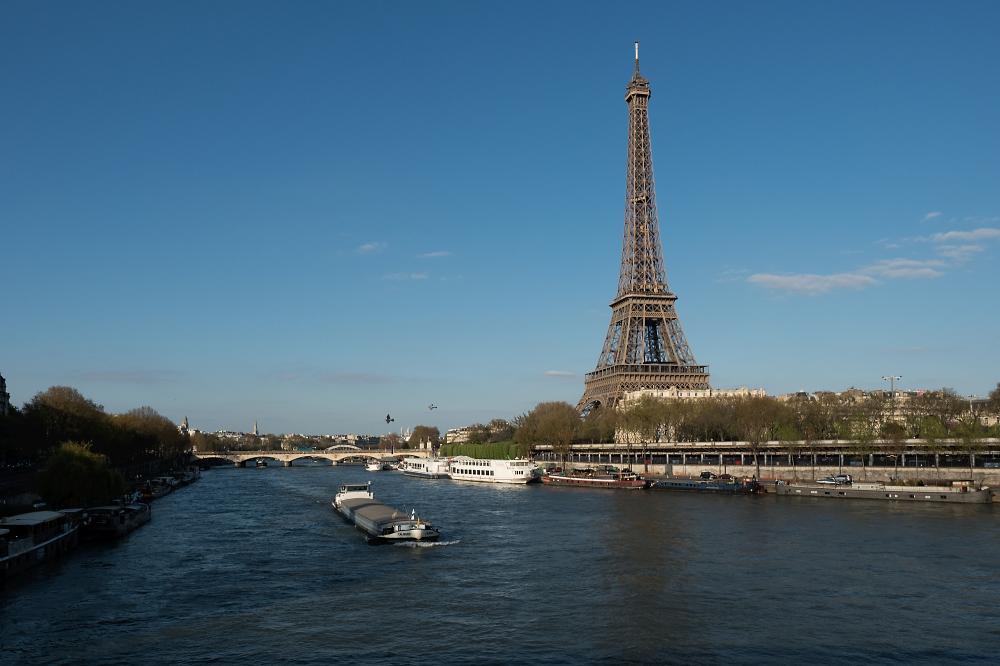 Eiffelturm Bir Hakeim