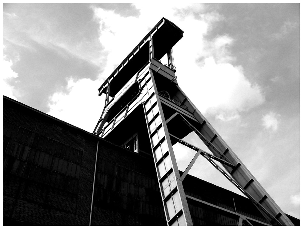 Eiffelturm des Ruhrgebiets