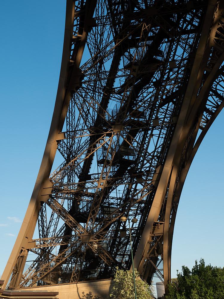 Eiffelturm Details 4