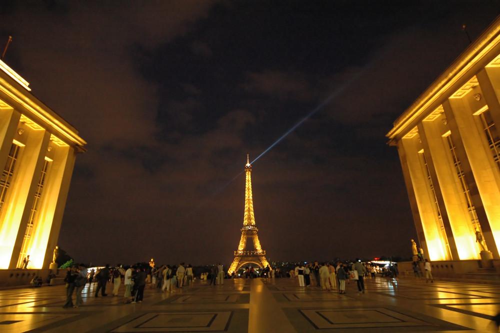 Eiffelturm / Trocadero