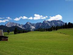 Eiger - Mönch - Jungfrau ...