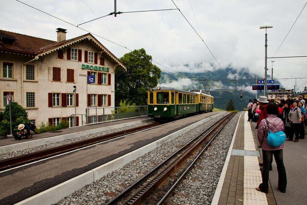 Eiger Trail 1