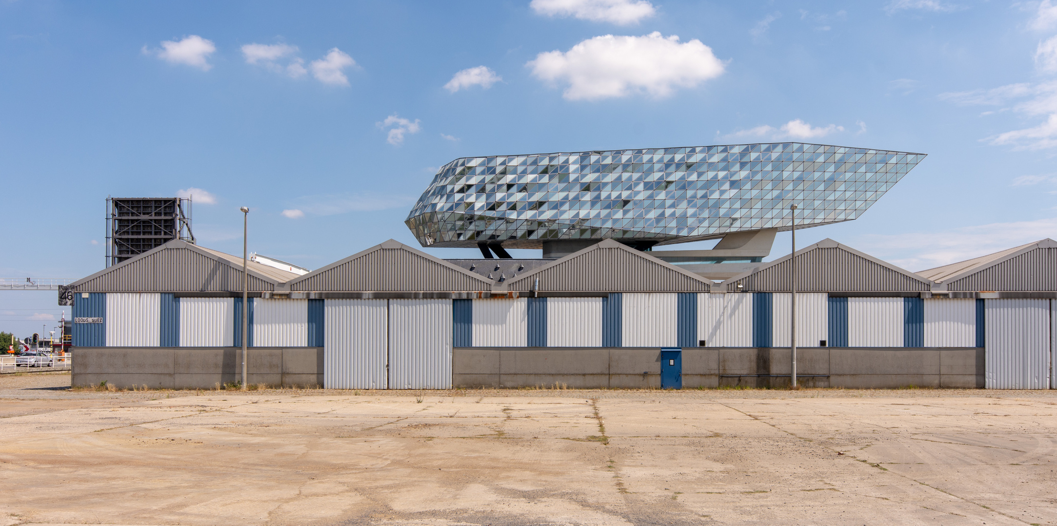 Eilandje - Siberiabrug - Port Authority Building - 04