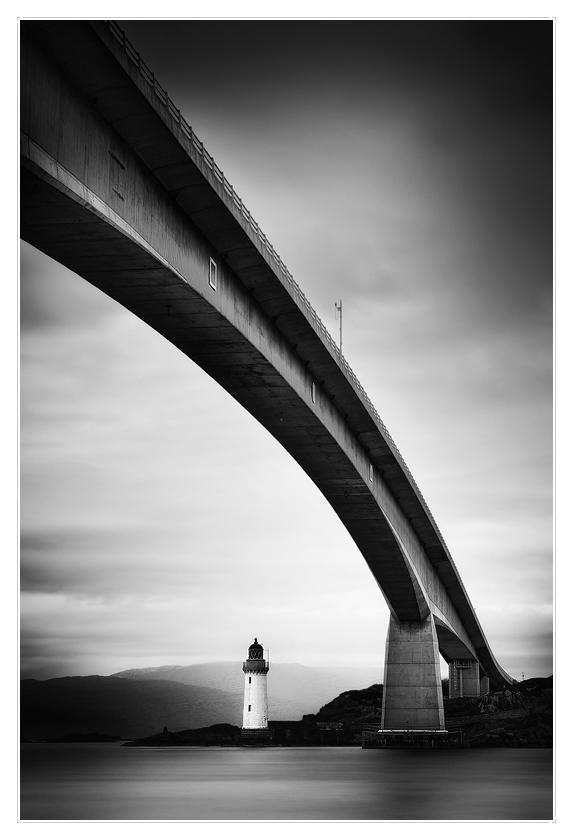 Eilean Bàn Lighthouse