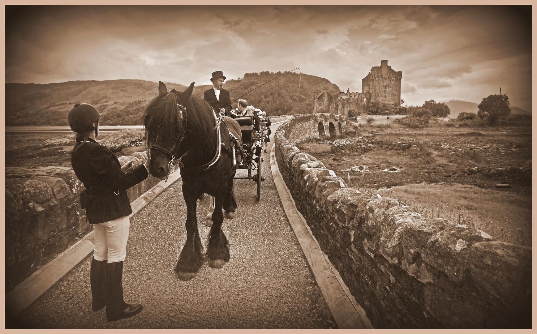 Eilean Donan Castle 4