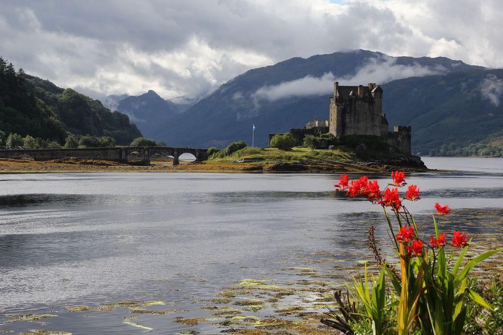 Eilean Donan Castle...