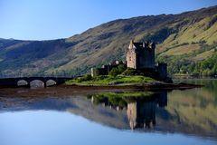 ...Eilean Donan Castle...