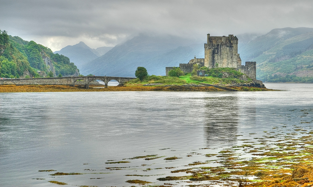 Eilean Donan Castle ... mal anders