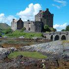 Eilean Donean Castle