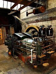 Ein 2 Zylinder - Dieselmotor