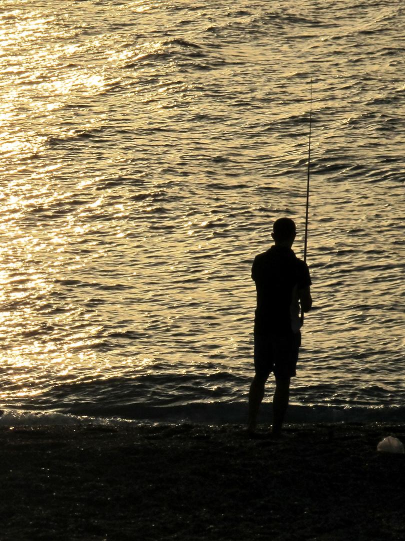 Ein Abend am Meer - una sera al mare