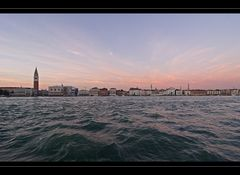 Ein Abend auf San Giorgio Maggiore