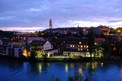 Ein Abend in Bern