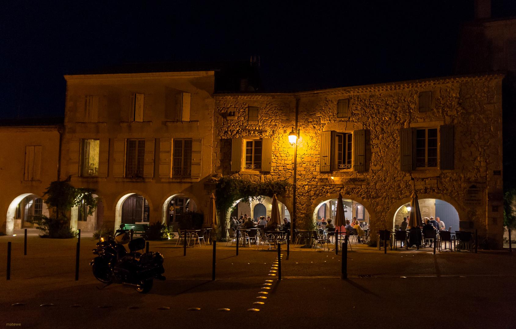 ein Abend in La Romieu
